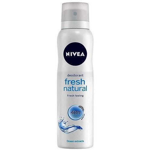 Nivea Fresh Natural Deodorant 150 ml