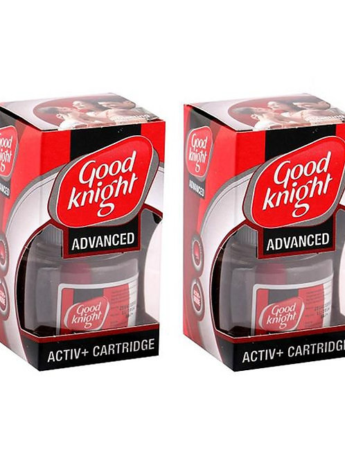 Good Knight Active 45 ml Refill Pack of 2