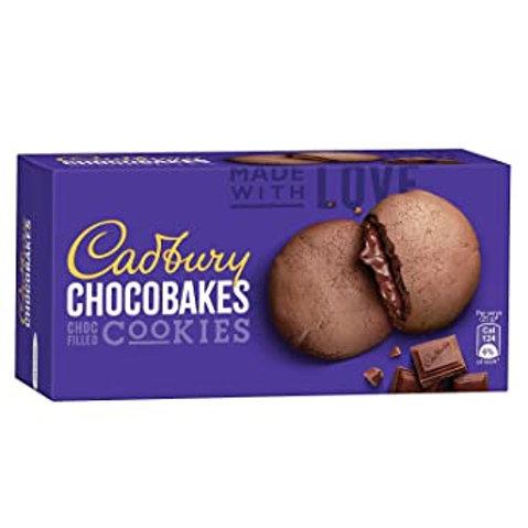 Cadbury Chocobakes Choco Filled Cookies 150 g