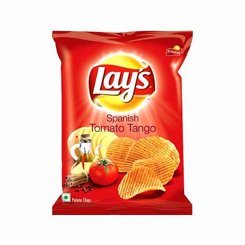 Lays Spanish Tomato Chips 52 g