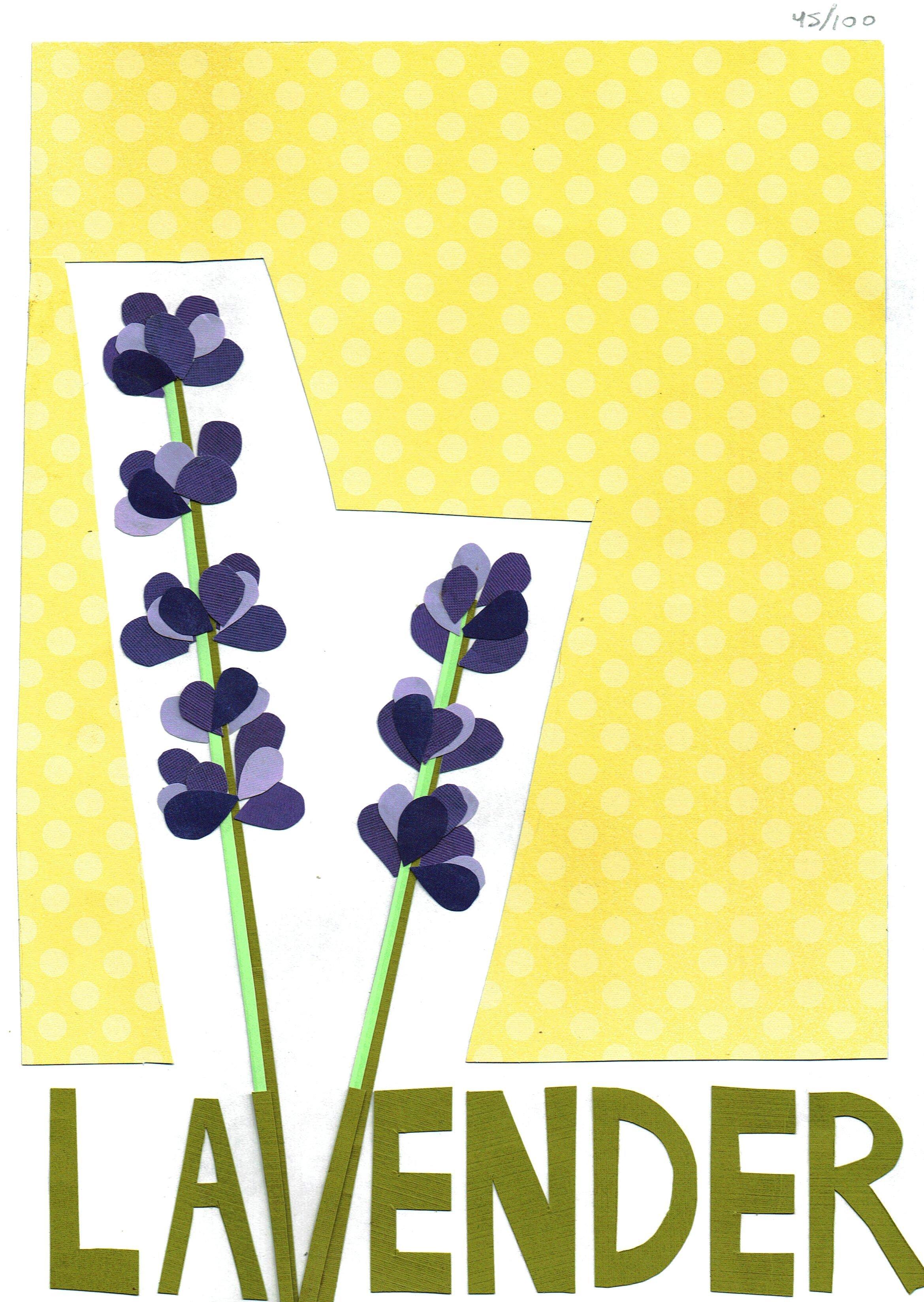 Day 45 - Lavender