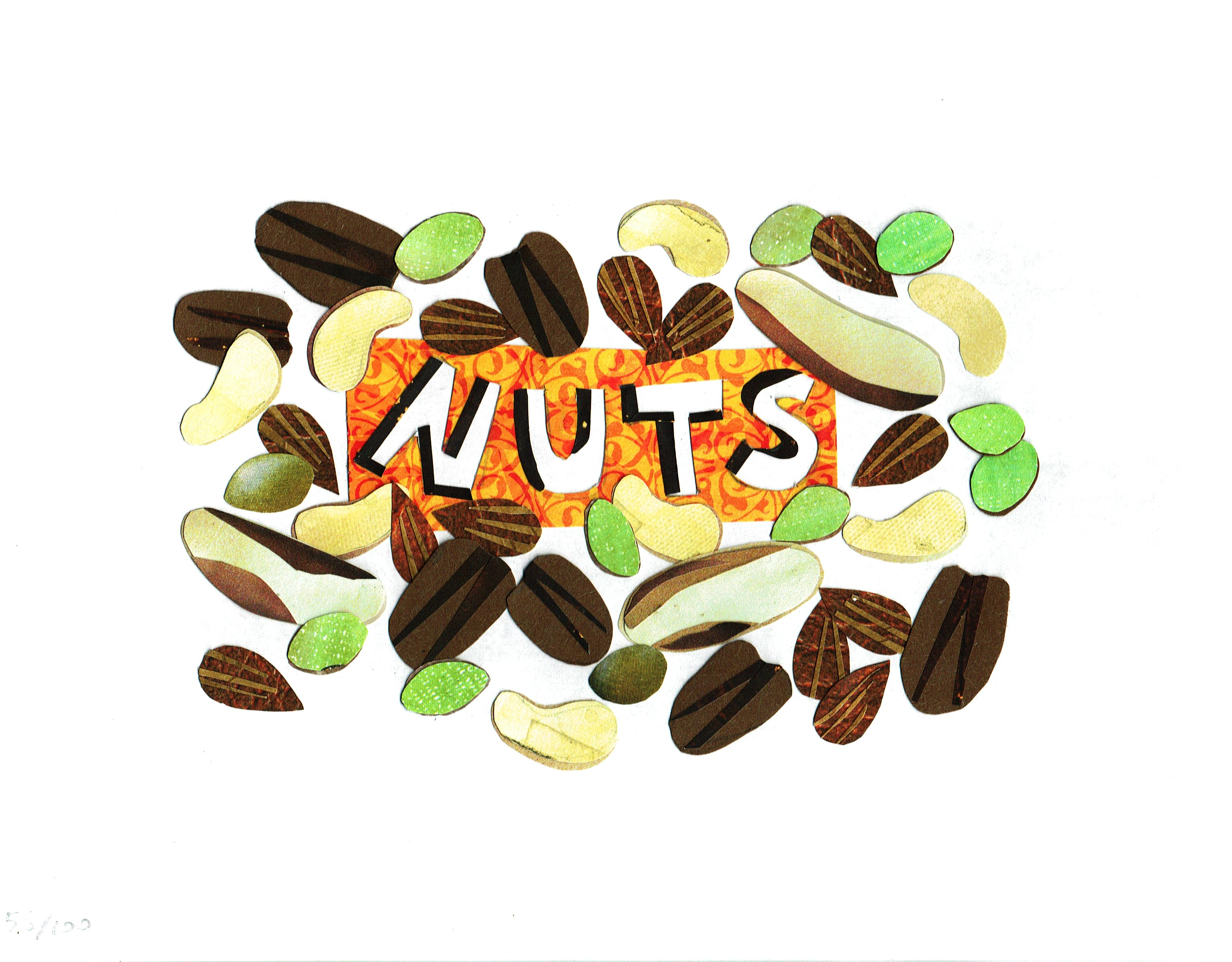 Day 56 - Nuts