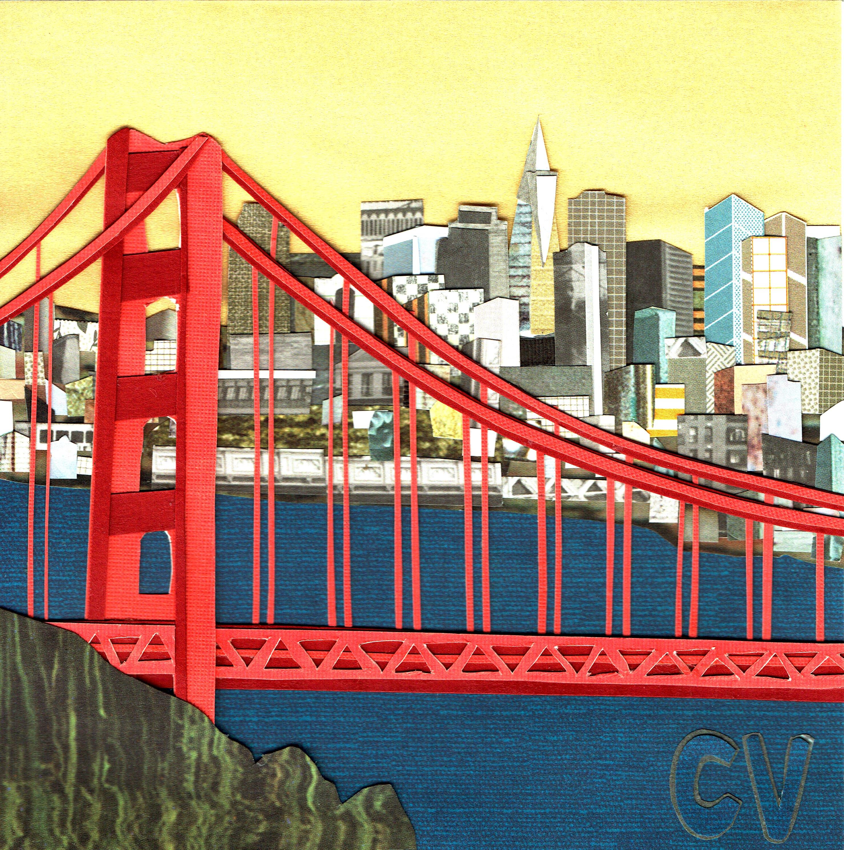 Golden San Francisco