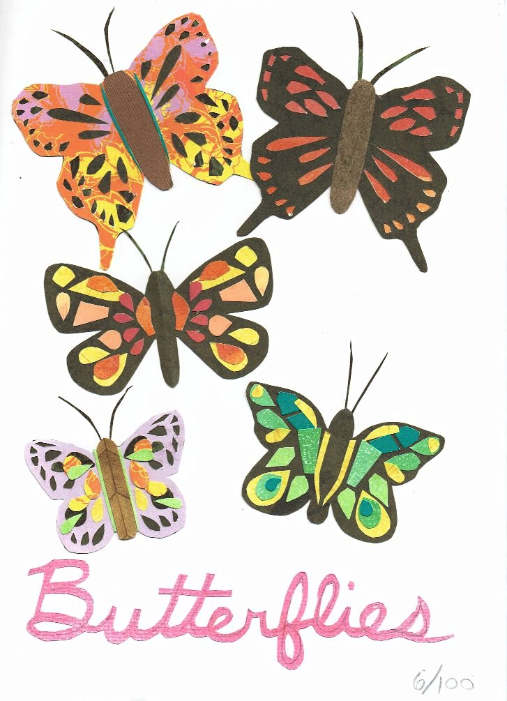 Day 6 - Butterflies