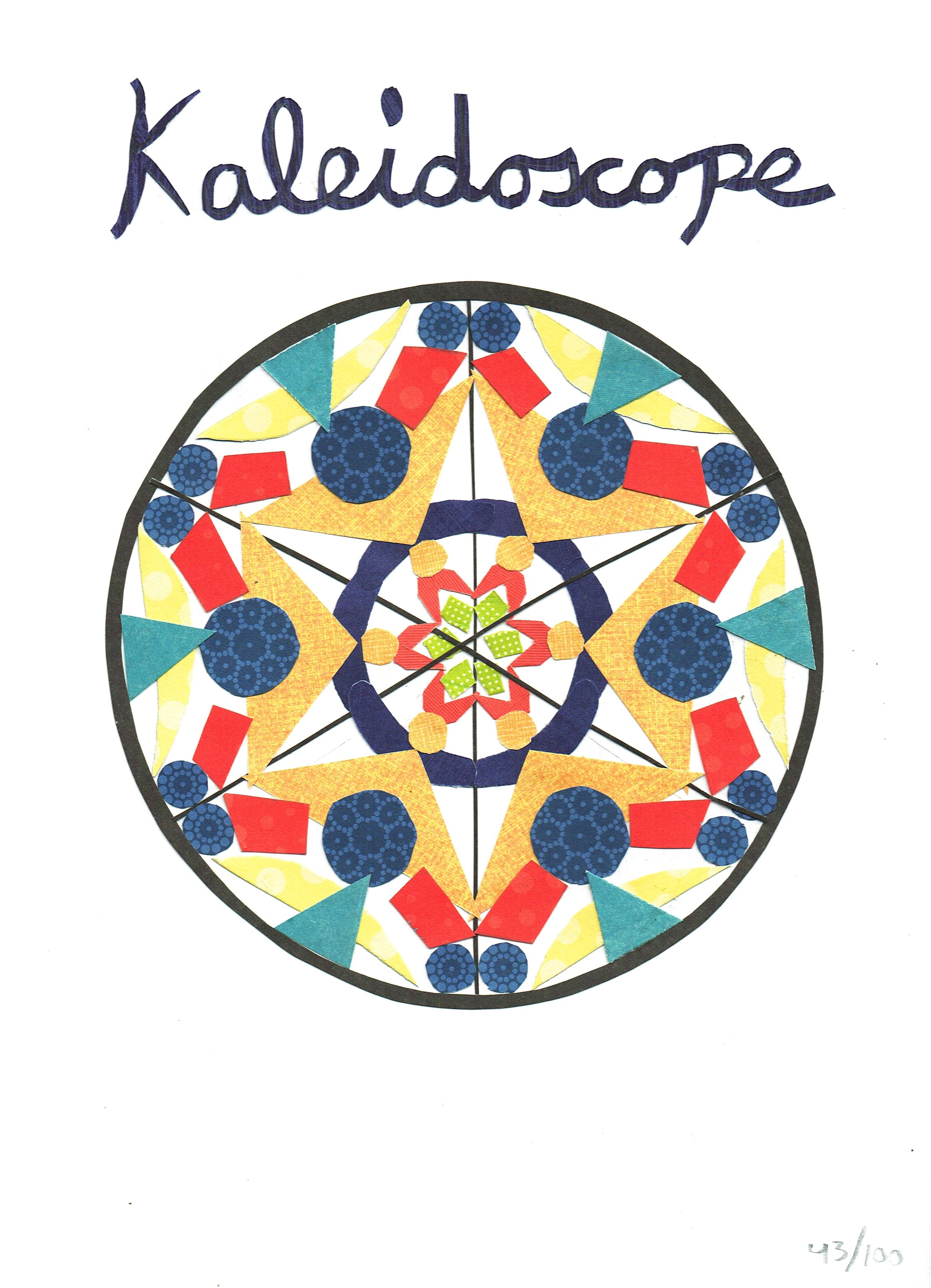 Day 43 - Kaleidoscope