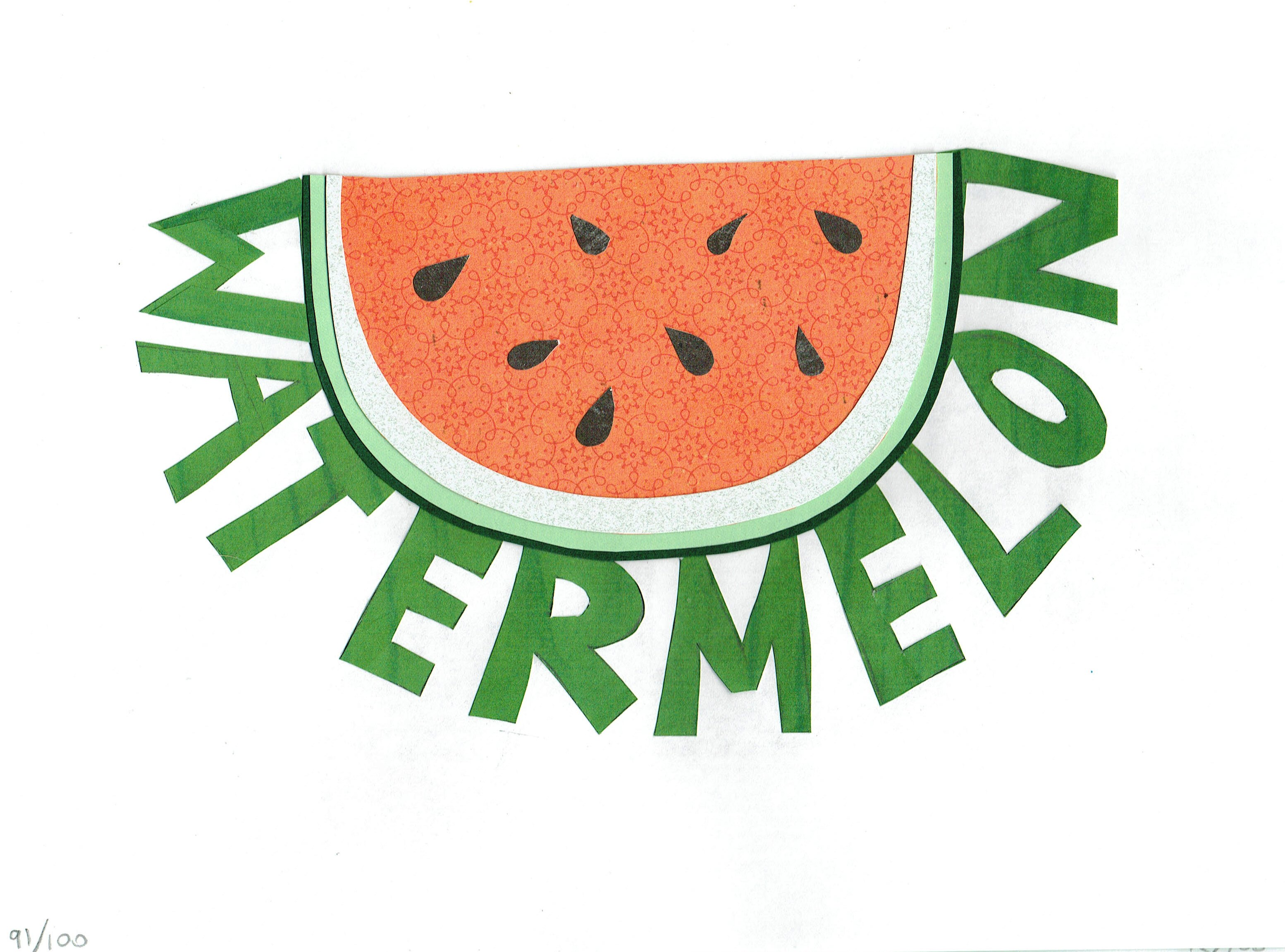 Day 91 - Watermelon