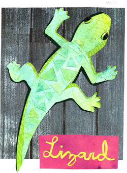 Day 46 - Lizard