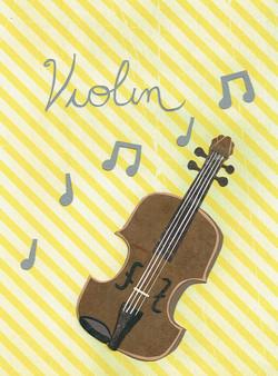 Day 84 - Violin