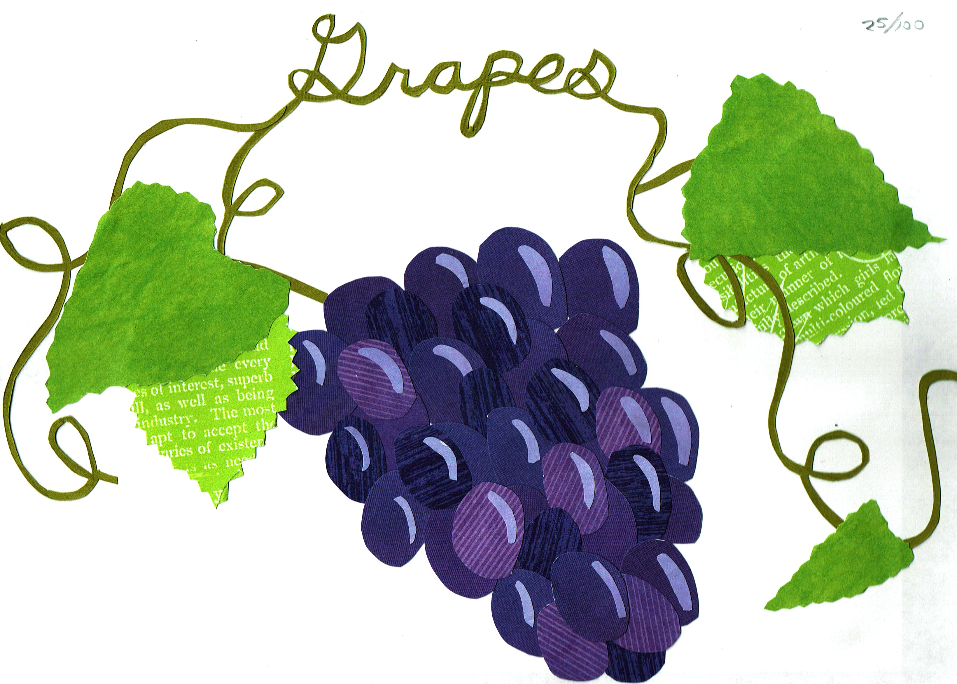 Day 25 - Grapes