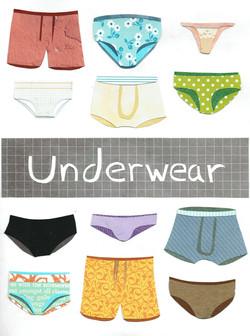 Day 82 - Underwear