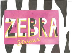 Day 98 - Zebra Stripes