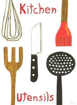 Day 44 - Kitchen Utensils