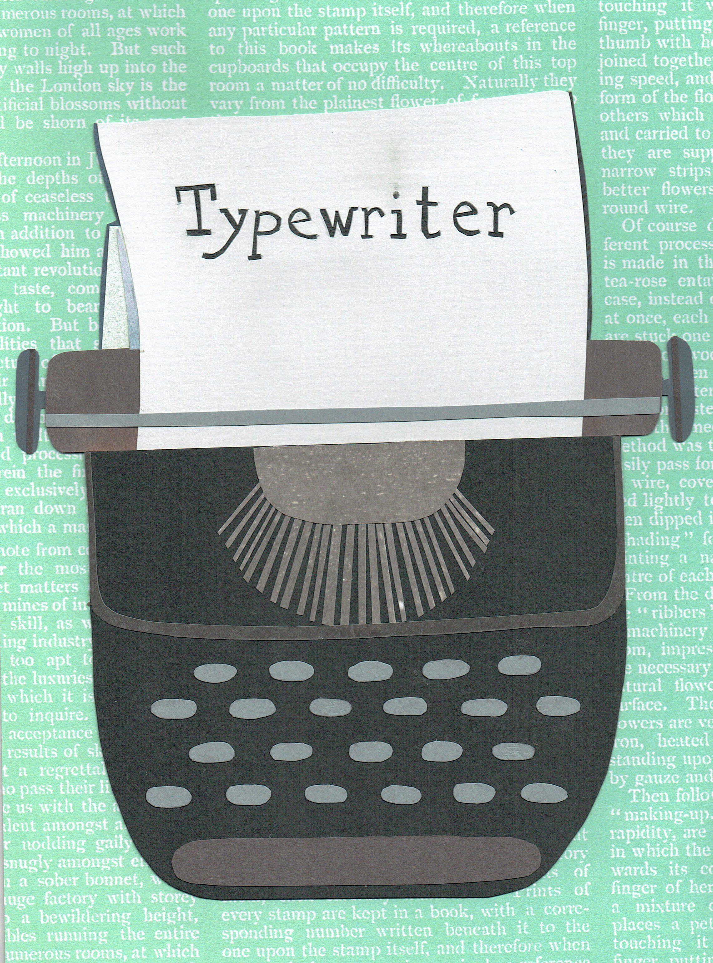Day 80 - Typewriter