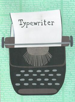 Day 80 - Typewriter
