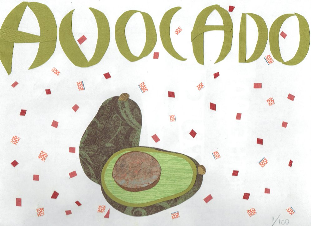 Day 1 - Avocados
