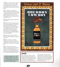 Bourbon Cowboy