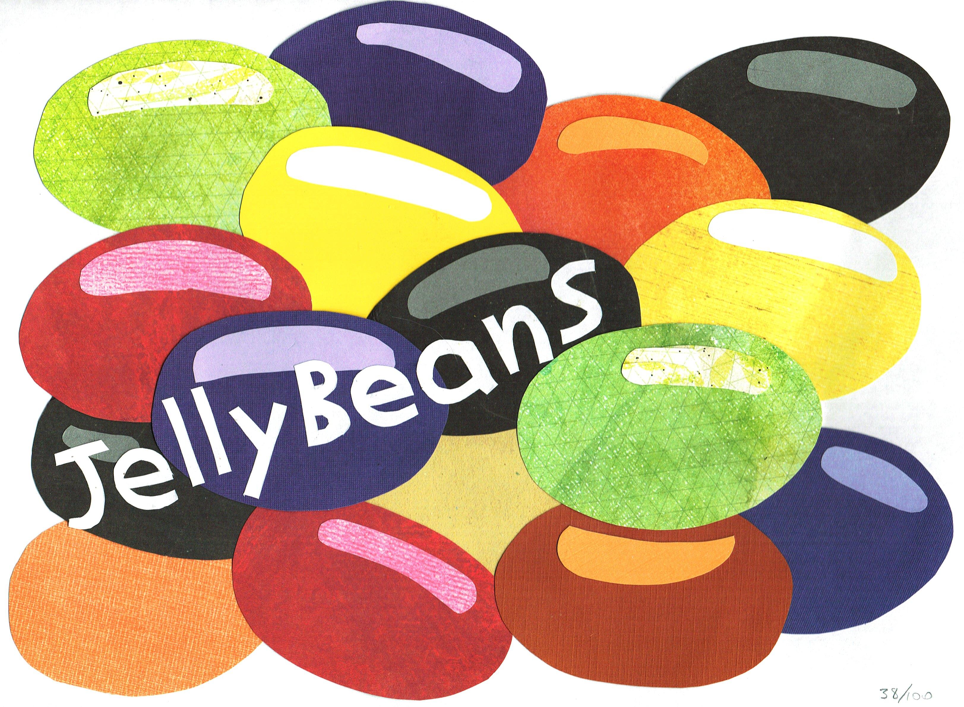 Day 38 - Jellybeans