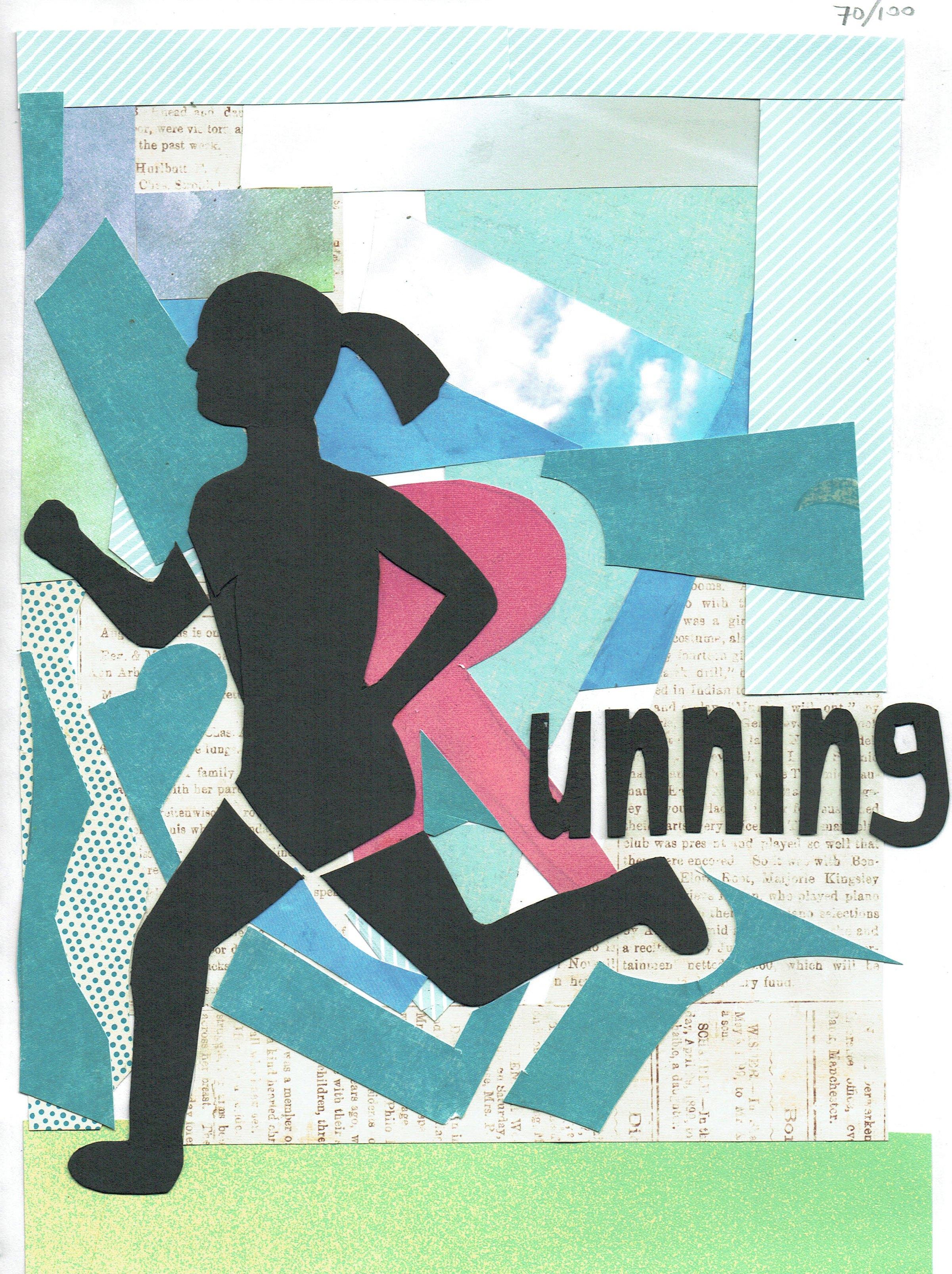 Day 70 - Running
