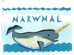 Day 55 - Narwhal