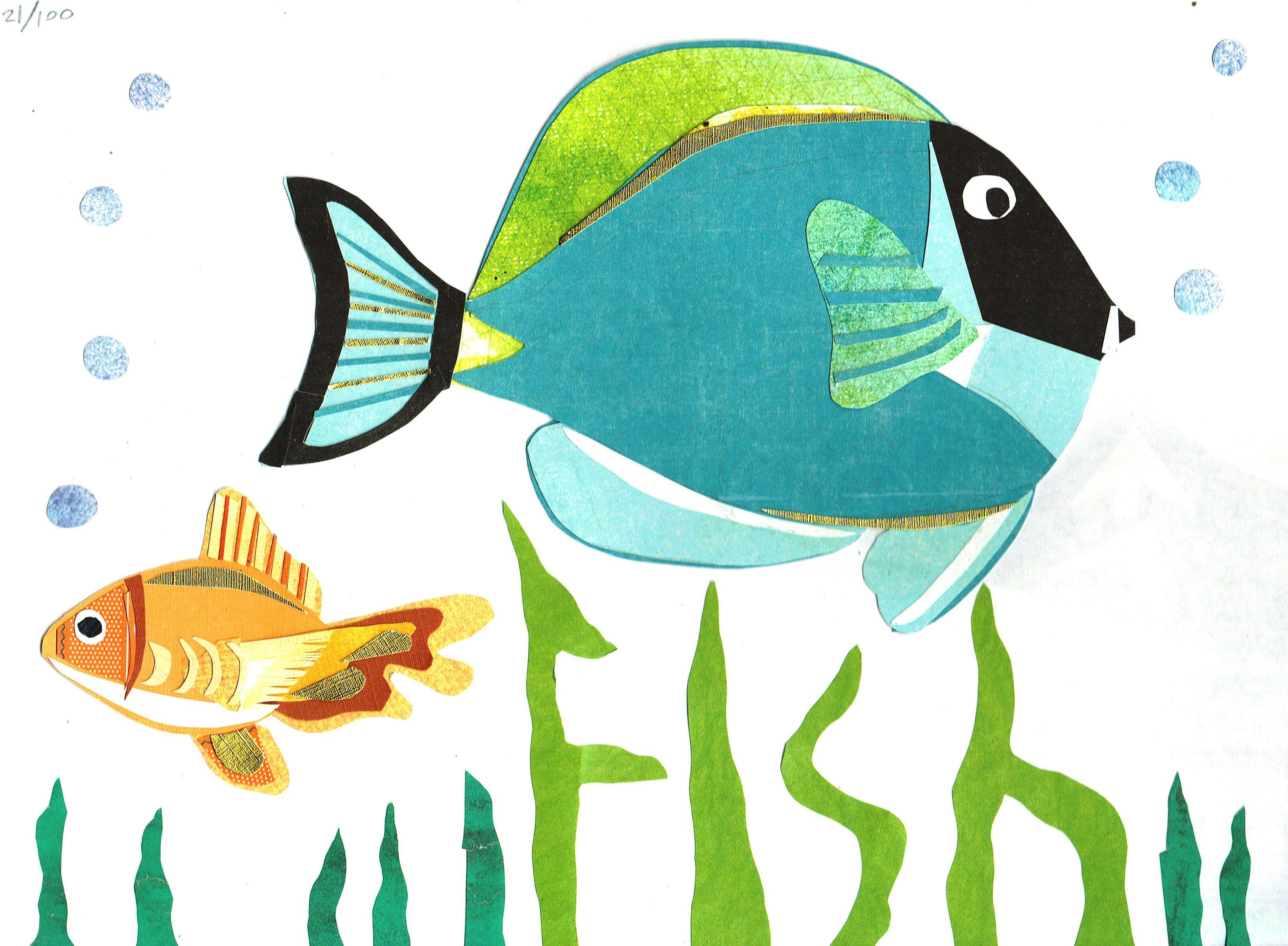 Day 21 - Fish