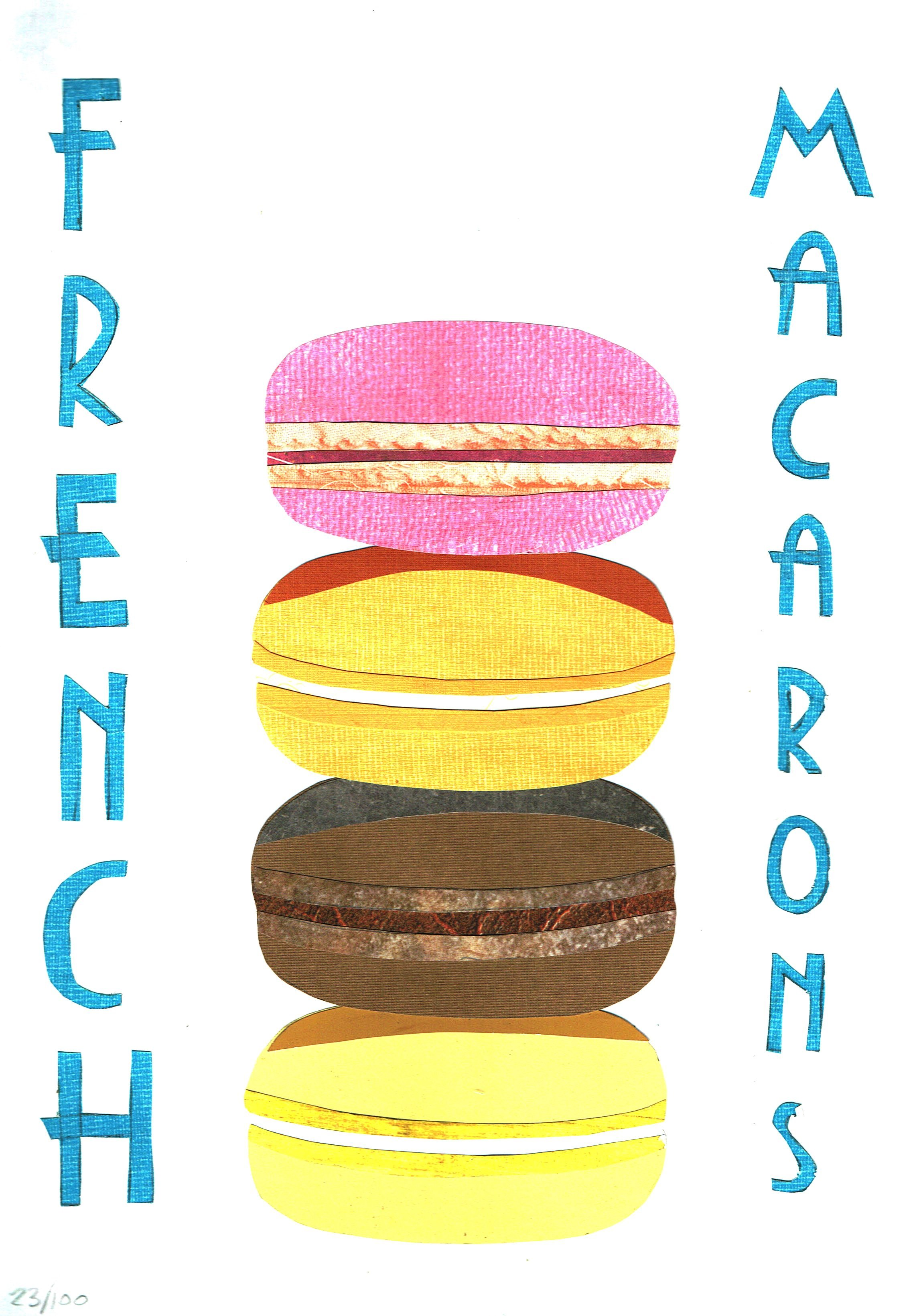 Day 23 - French Macarons