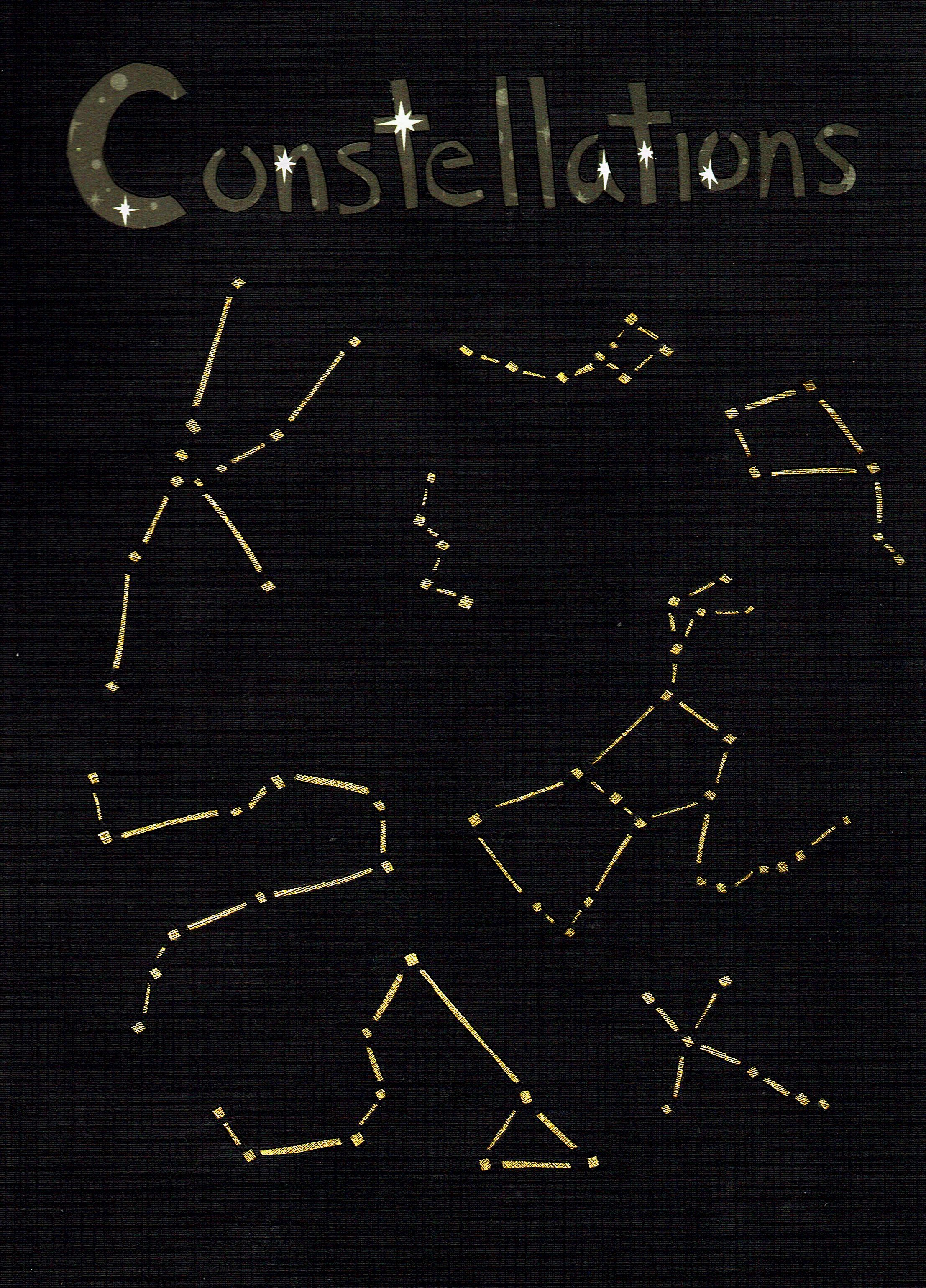 Day 12 - Constellations