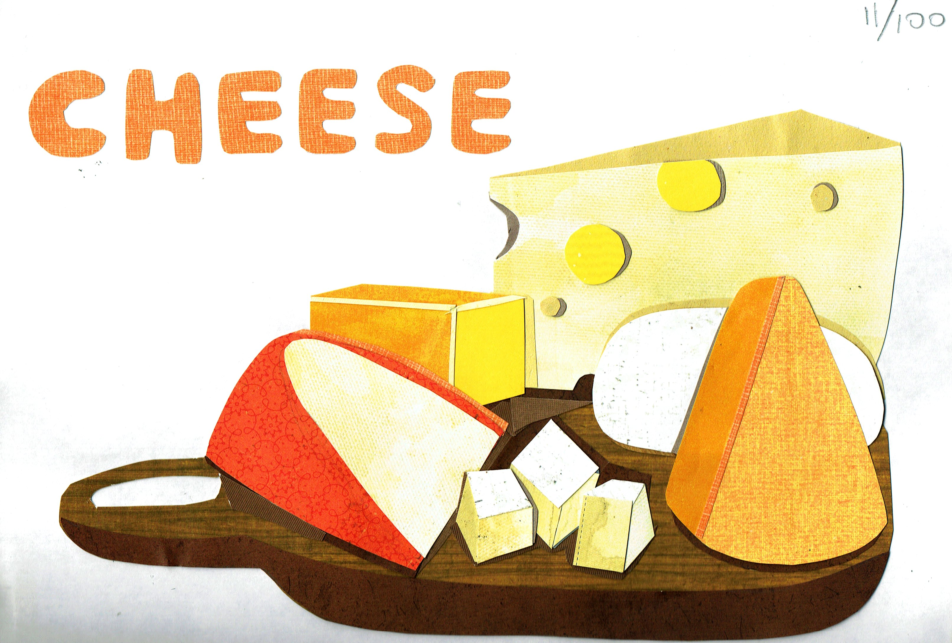 Day 11 - Cheese