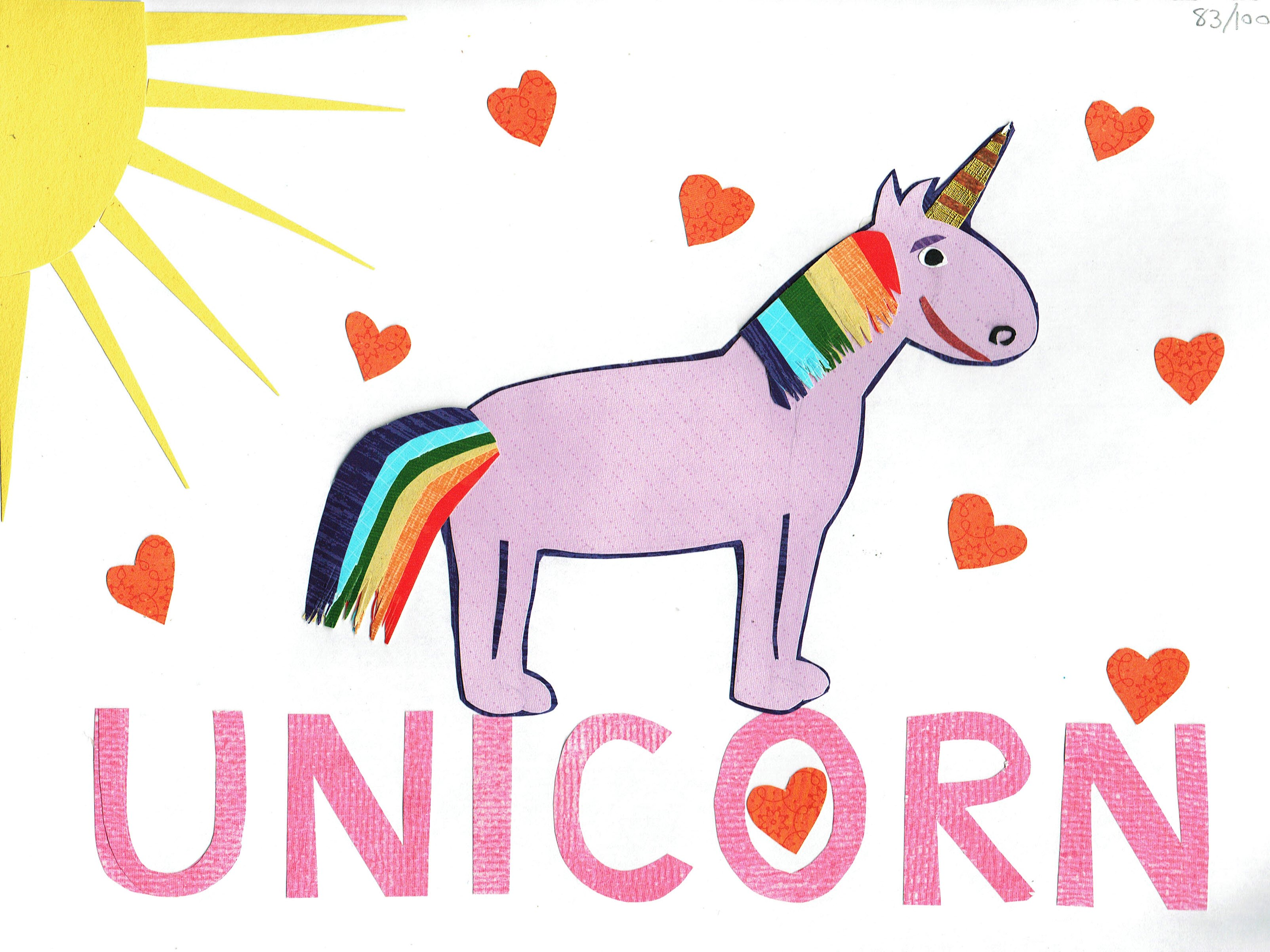 Day 83 - Unicorn