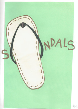 Day 73 - Sandals