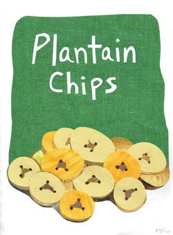 Day 64 - Plantain Chips