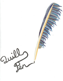 Day 67 - Quill Pen