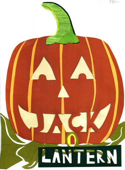 Day 39 - Jack O Lantern