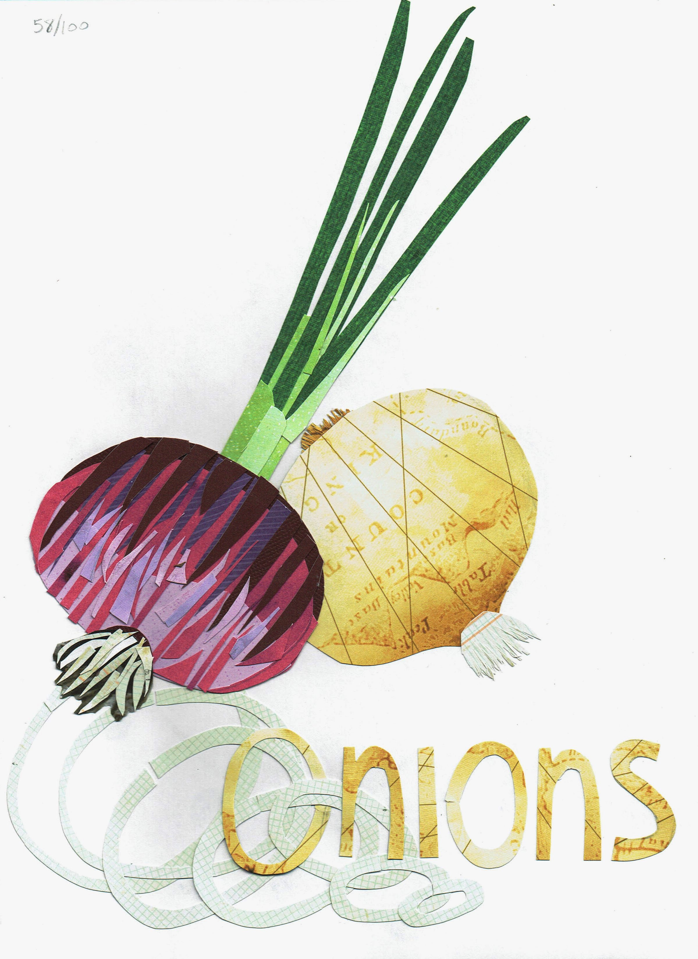 Day 58 - Onions