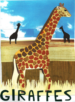 Day 28 - Giraffes