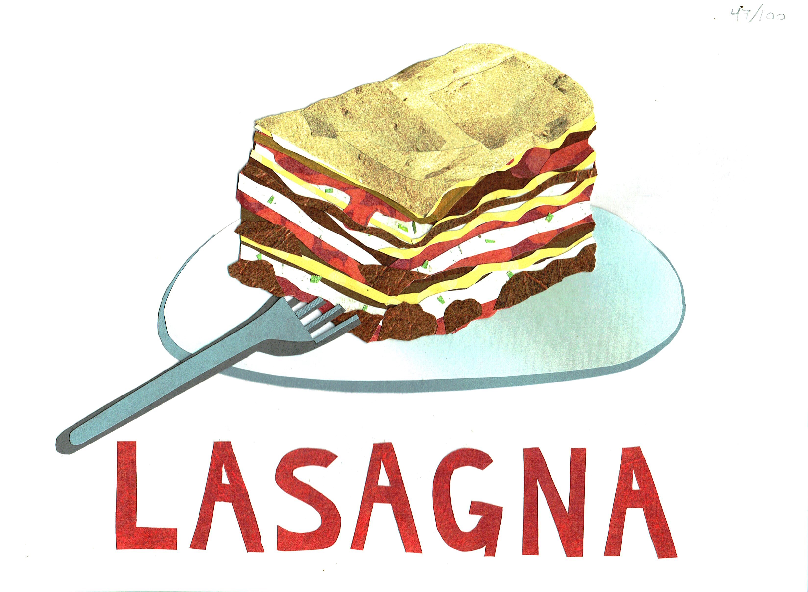 Day 47 - Lasagna
