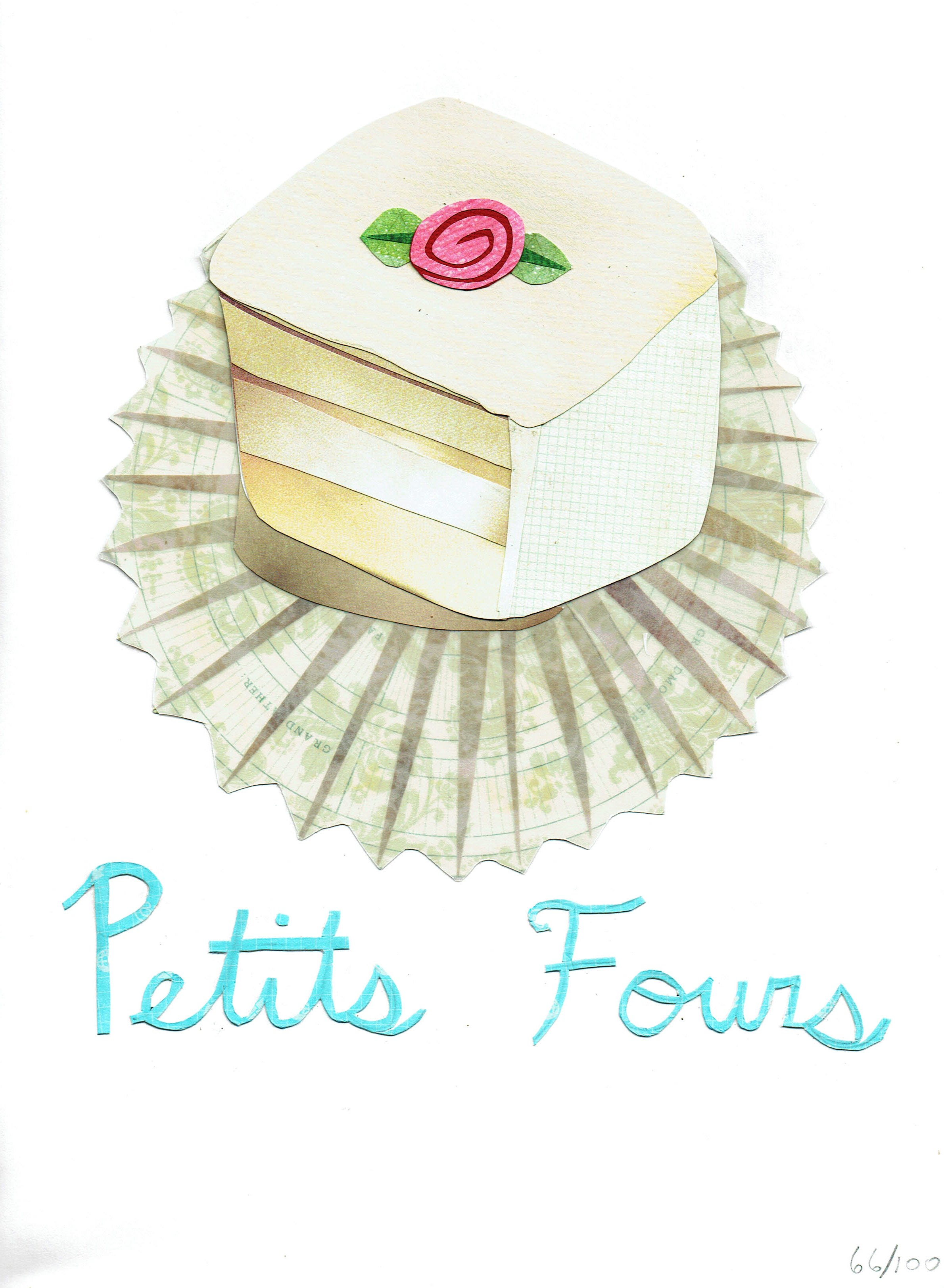 Day 66 - Petits Fours