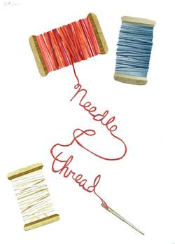 Day 54 - Needle & Thread