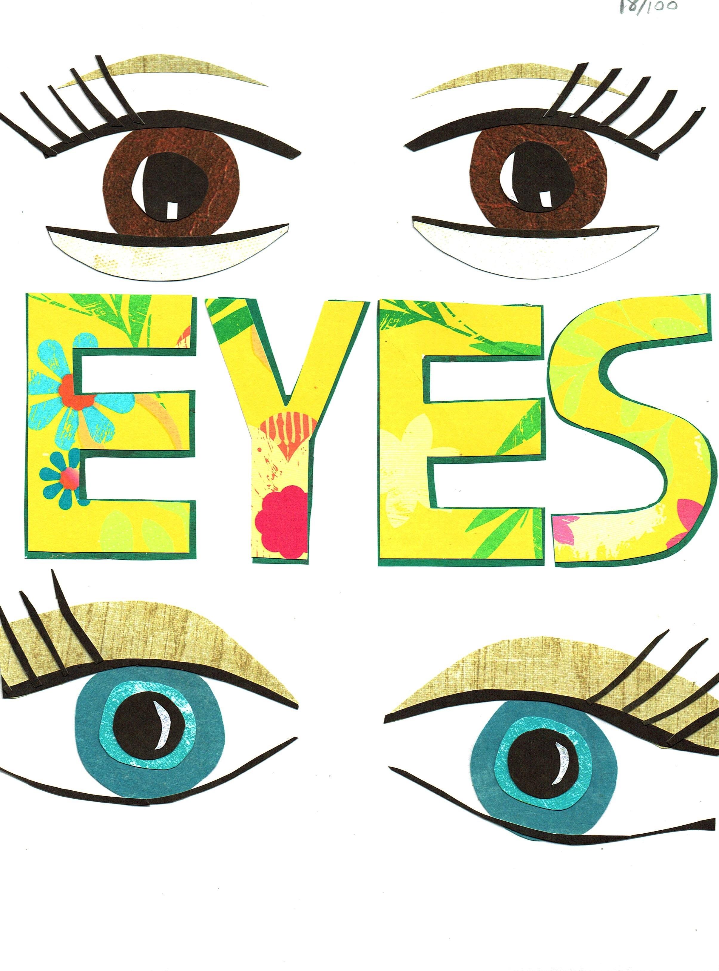 Day 18 - Eyes