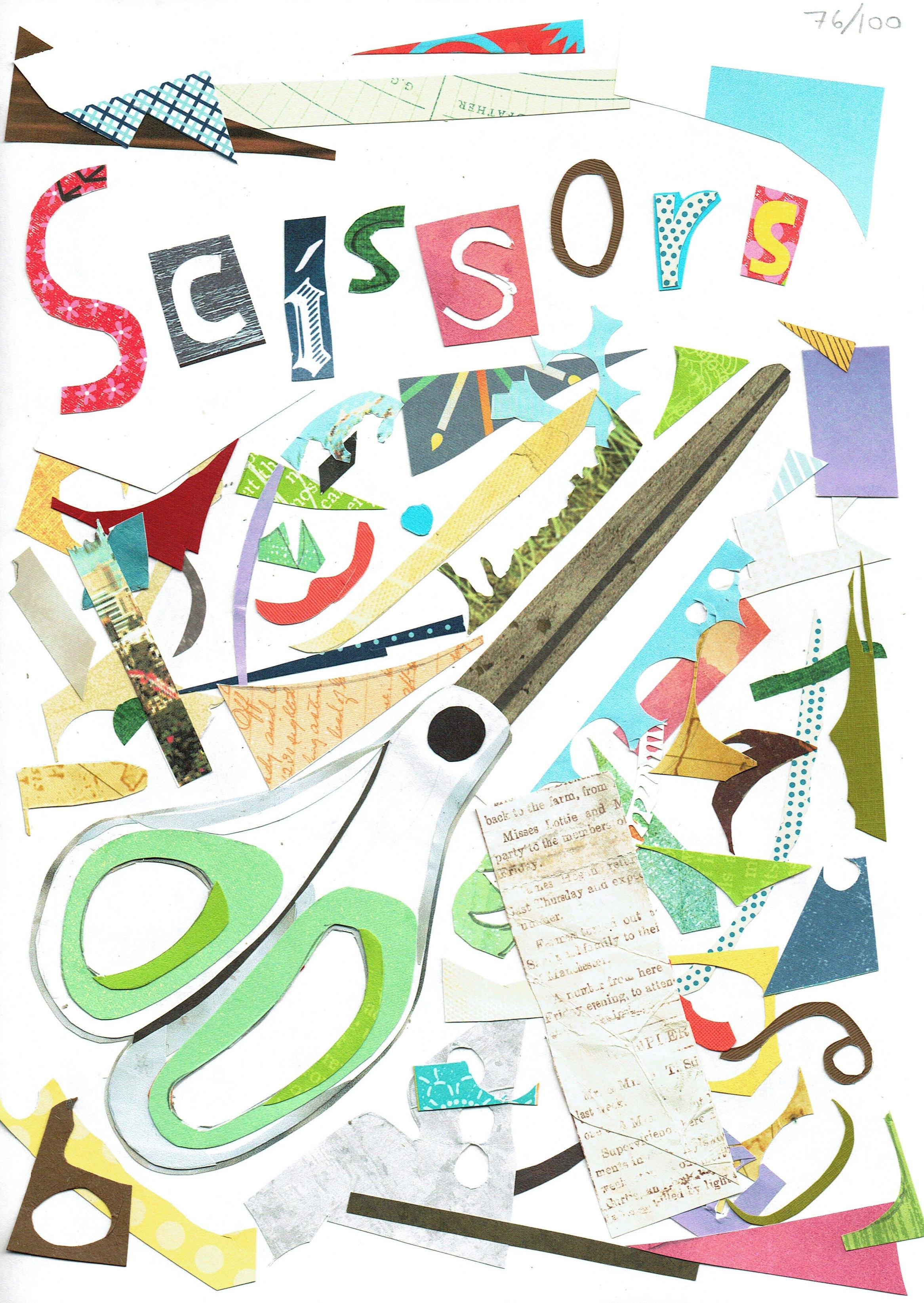 Day 76 - Scissors
