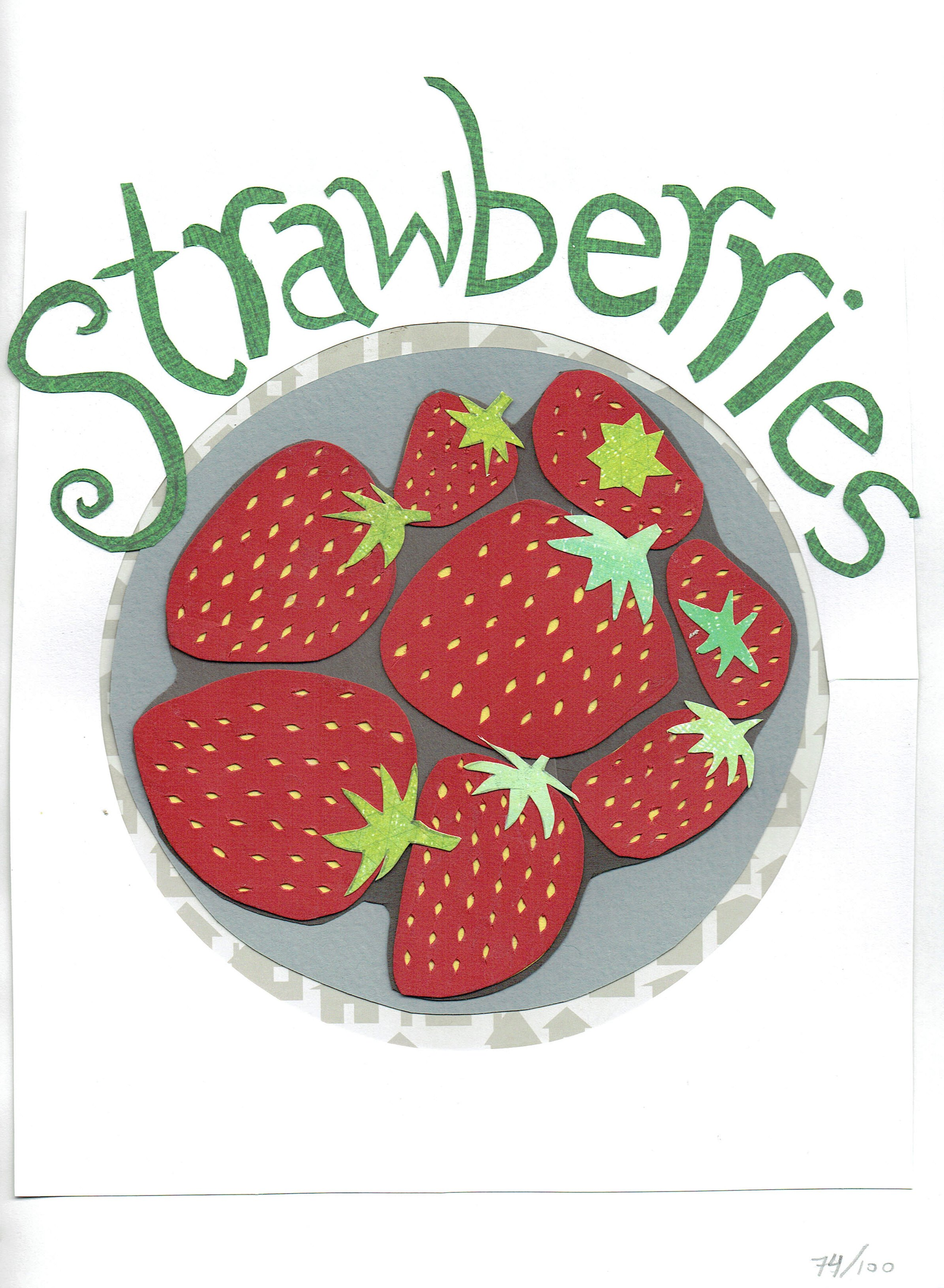 Day 74 - Strawberries
