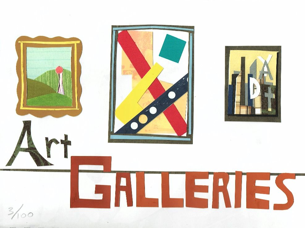 Day 3 - Art Galleries