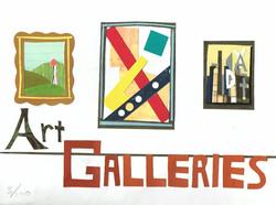 Day 3 - Art Galleries