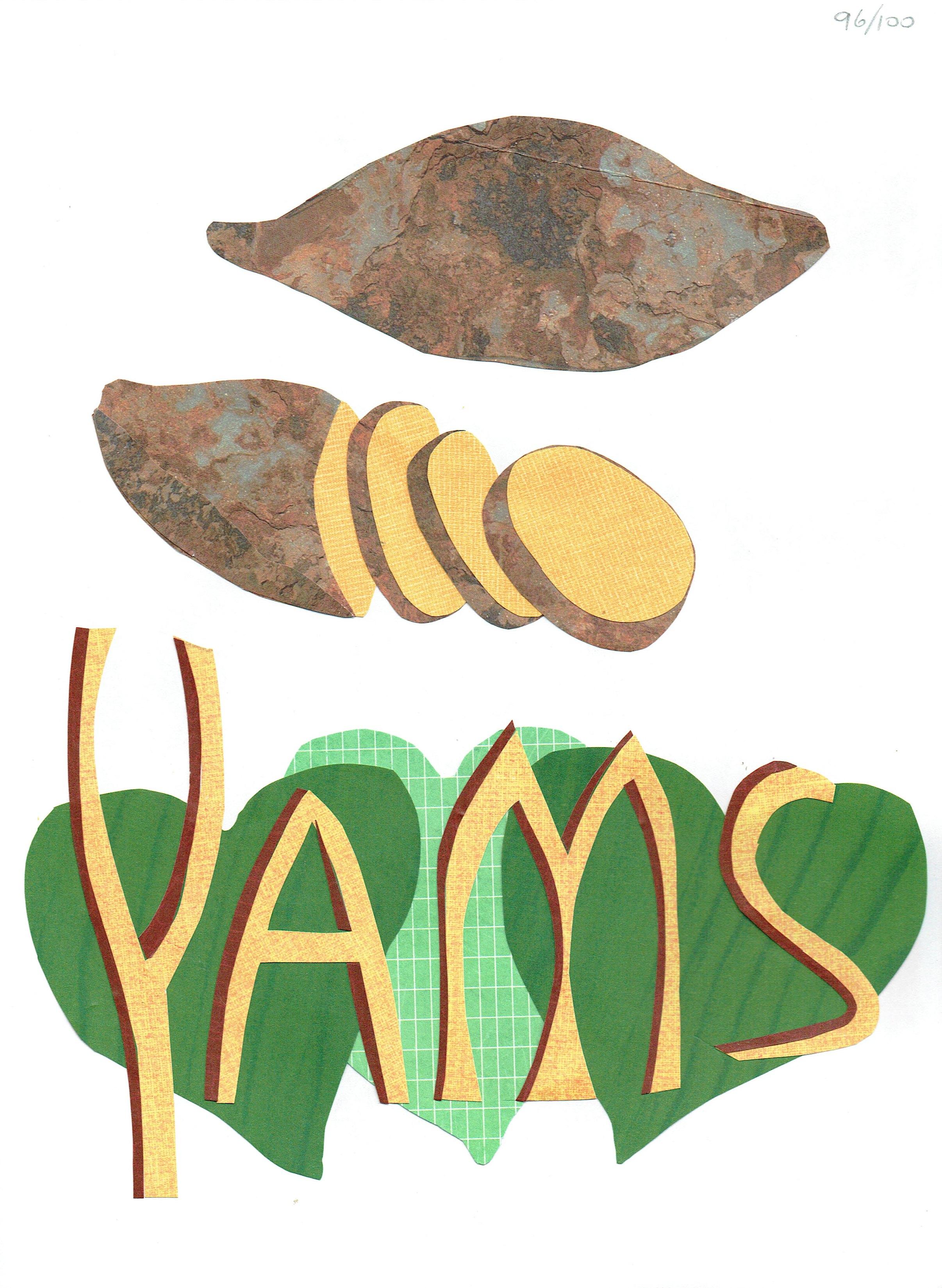 Day 96 - Yams