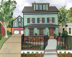 The Greenest House on the Block