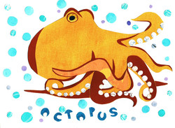 Day 59 - Octopus