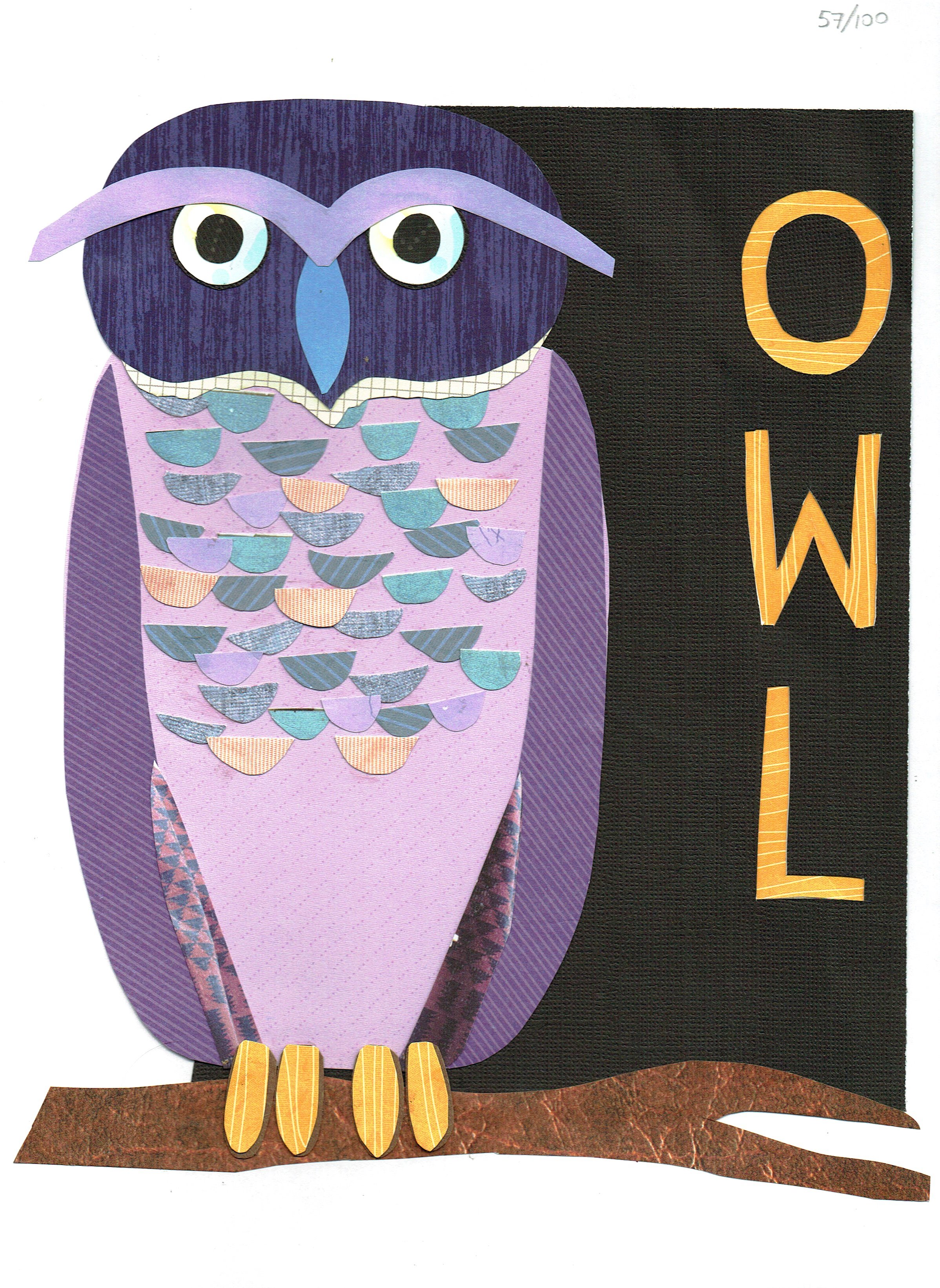 Day 57 - Owl