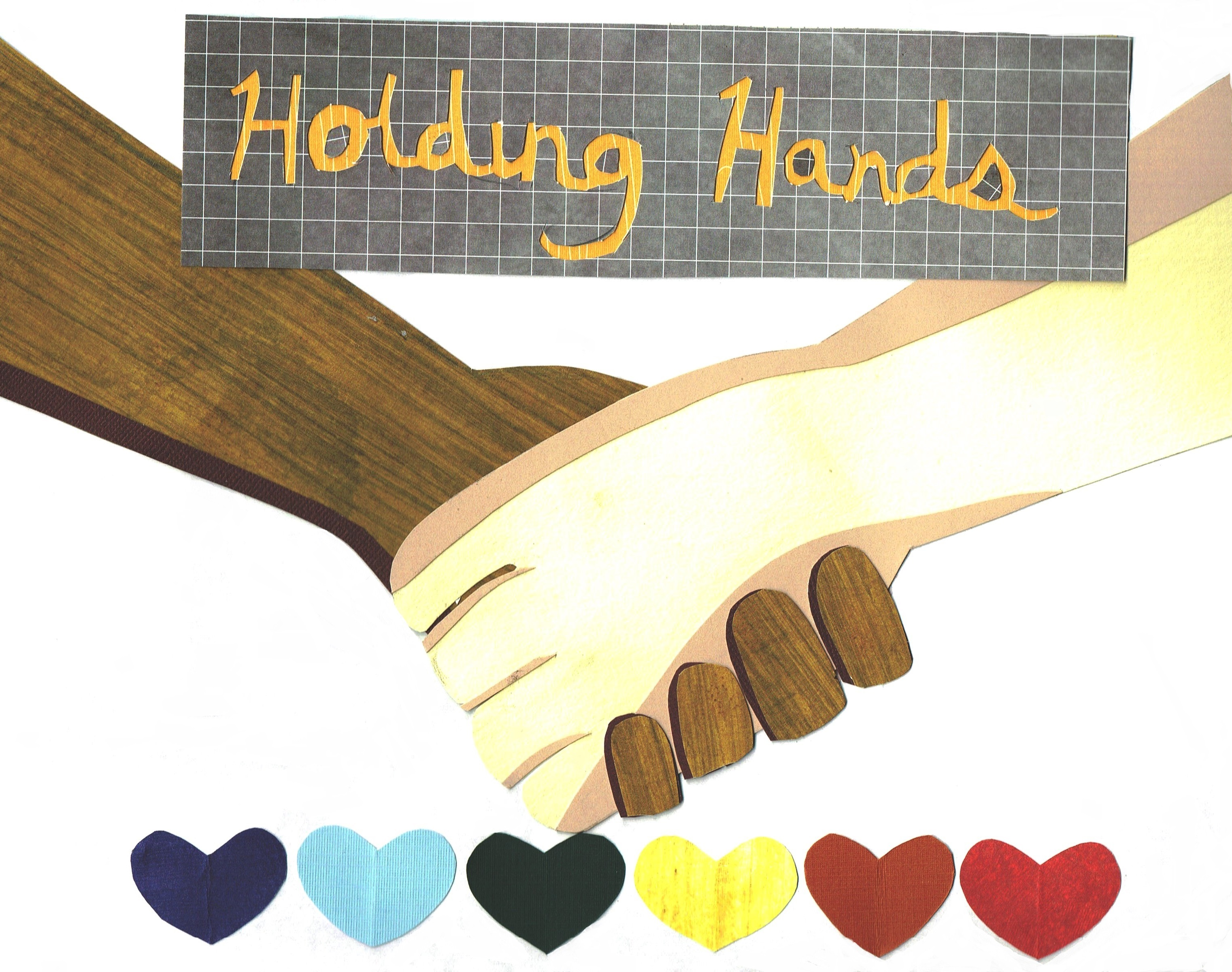 Day 31 - Holding Hands