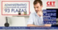 Administrativo Comunidad de Madrid