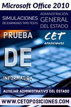 Temas y Tests Informática Auxiliar Administratvo