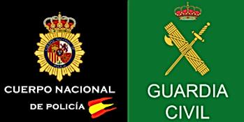 Oposiciones Policía Nacional y Guardia Civil